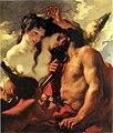 Pellegrini Hercules and Omphale.JPG