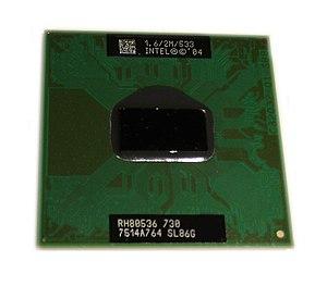 Pentium M - Pentium M 730 core Dothan
