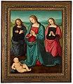 Perugino - Virgin and Saints Adoring the Christ Child, ca. 1500.jpg