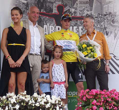 Perwez - Tour de Wallonie, étape 2, 27 juillet 2014, arrivée (D19).JPG