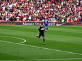 Peter Cech playing agianst Arsenal.jpg
