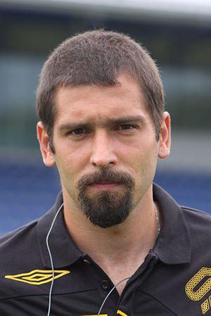 Petr Pavlík (footballer, born 1978) - Image: Petr Pavlik FK Jablonec (1)