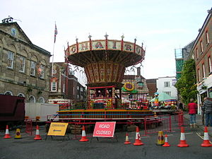 Petworth - Petworth Fair