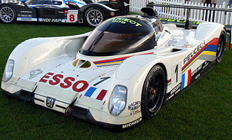 24 Hours of Le Mans - Peugeot 905 from 1993