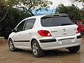 Peugeot 307 1.6 X-Line 2007 (9714315936).jpg