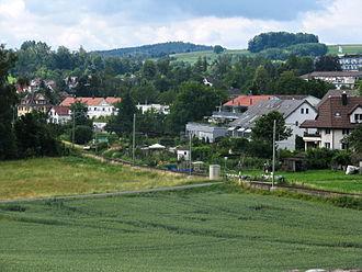 Pfäffikon, Zürich - Pfäffikon-Irgenhausen