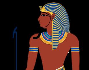 Amenhotep vs Tutanchamon 310px-Pharaoh-insignia