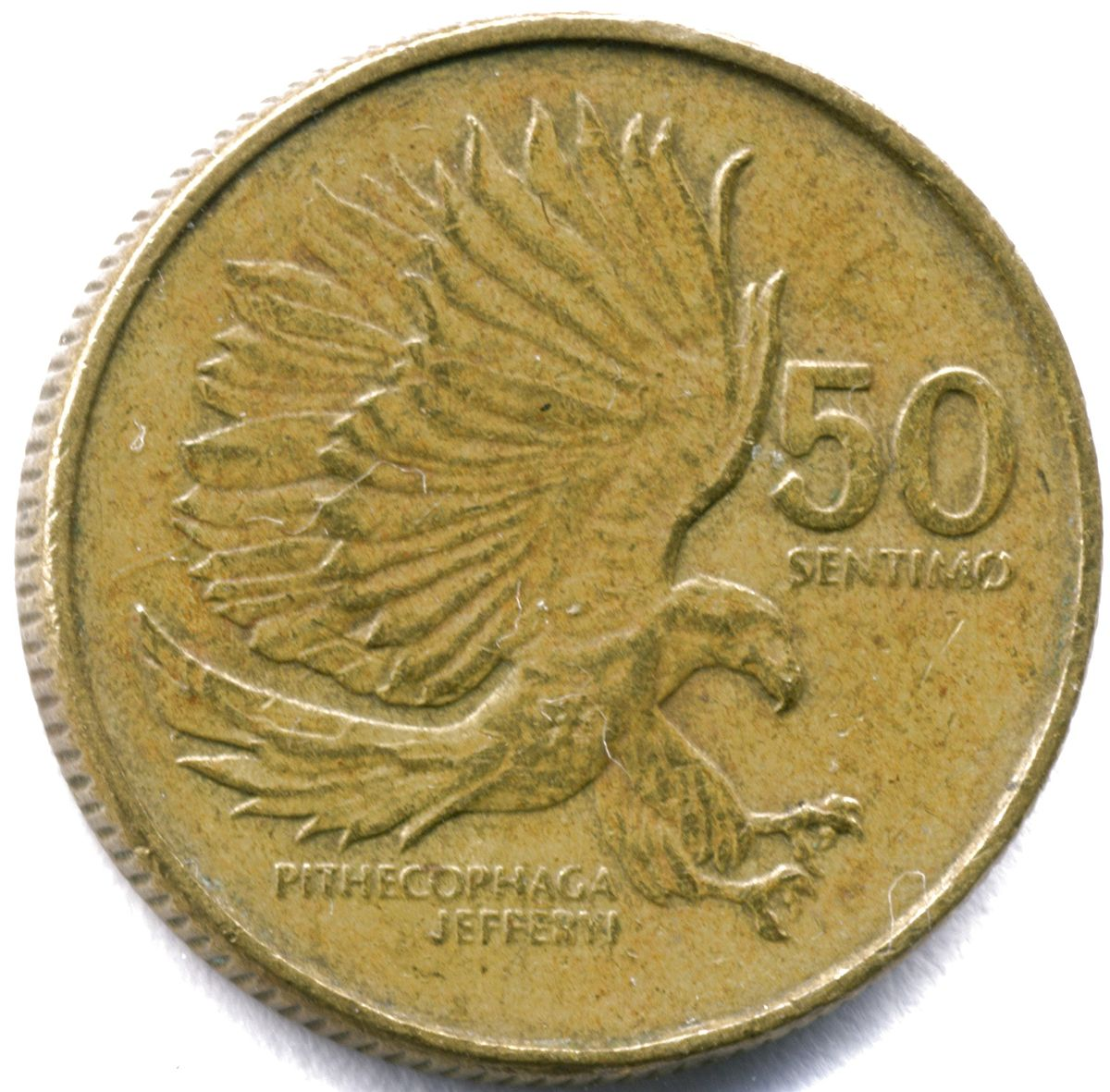 Coin Ph: Philippine Fifty Centavo Coin
