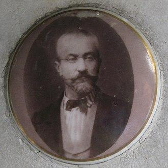 Philipp Sarlay - Philipp Sarlay Portrait