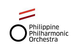 Philippine Philharmonic Orchestra - Logo of the Philippine Philharmonic Orchestra