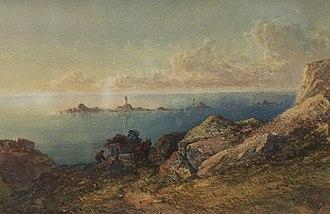James George Philp - Kelp Gatherers