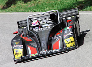 Picchio Racing Cars - Picchio P4 at Nevegal