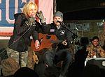 Pickler performs Christmas at Kandahar 131225-F-AA111-146.jpg