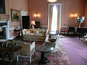 Picton Castle - Picton castle interior