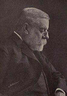 Charles Sprague Sargent American botanist (1841-1927)