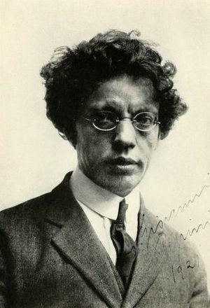 Giovanni Papini - Papini in 1921