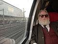 Pierre Louis Péclat en train.jpg