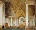 Pieter Saenredam - The Nieuwe Kerk in Haarlem - Google Art Project.jpg