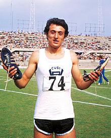 Migliori prestazioni italiane nei 200 metri piani - Wikipedia