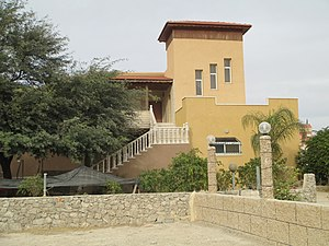 Al-Kasom Regional Council - Home in Drijat