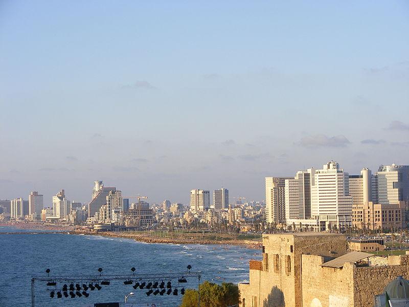 קו החוף תל אביב