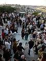 PikiWiki Israel 38202 Wedding at Sunrise in front of the Temple Mount.JPG