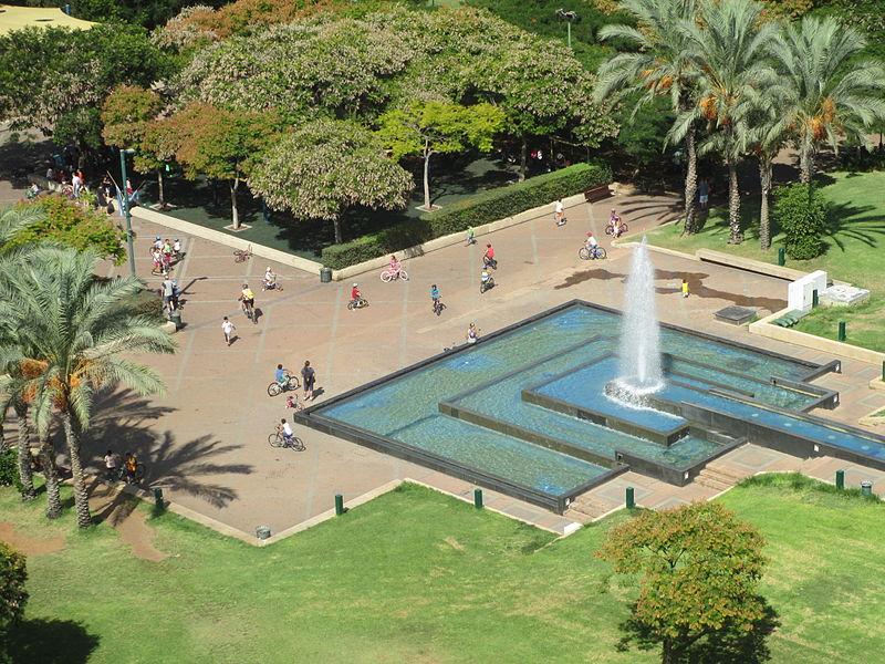 פארק מרום נווה