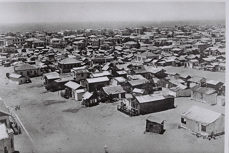 שכונת נורדיה 1930