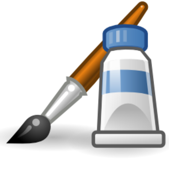 Pinta (software) - Image: Pinta icon