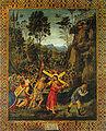 Pinturicchio, andata al calvario, 1513, 51x42,5 cm, isola bella, collezione borromeo.jpg