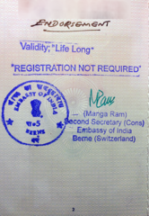 Is Pio Card Still Valid To Travel To India