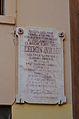 Placa a la casa on va viure Isidoro de Antillón, Mora de Rubielos.JPG