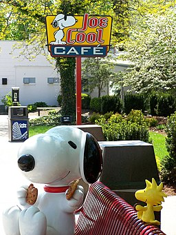 Planet Snoopy Joe Cool Cafe