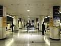 Platform of Hakata Station (Fukuoka Municipal Subway) 3.jpg