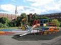 Playground in Little Dorritt Park - geograph.org.uk - 932537.jpg