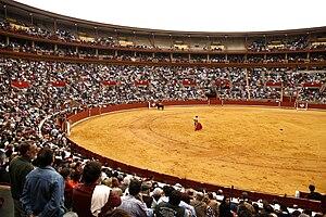 Plaza de Toros de los Califas - Image: Plaza de toros de Los Califas