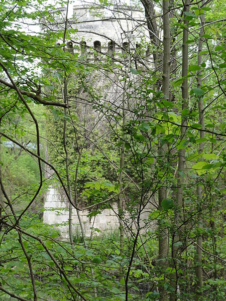 Ployart-et-Vaurseine (Aisne) Tour de Vaurseine