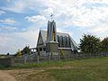 Podlaskie - Sokółka - Lipina 89 - Kościół MB i św. Rocha 20110918 02.JPG