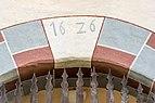 Poggersdorf Eiersdorf Filialkirche hl. Ruprecht bar. Vorhalle W-Wand Detail 03012019 6465.jpg