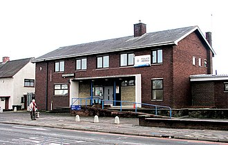 Ely, Cardiff - Ely Police Station, Cowbridge Road West
