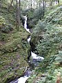 Pollanass Waterfall in Glendalough - geograph.org.uk - 19570.jpg
