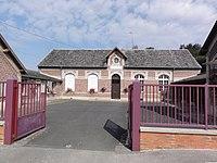 Pontruet (Aisne) mairie.JPG