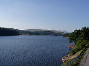 Pontsticill Reservoir - Image: Pontsticill Reservoir geograph.org.uk 26927