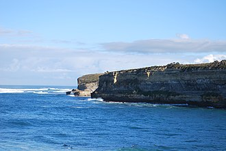 Port Campbell - Image: Port Campbell Headland 003
