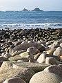 Porth Nanven beach - geograph.org.uk - 1107321.jpg
