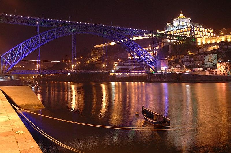 Image:Porto - Pont de Lluís I.JPG