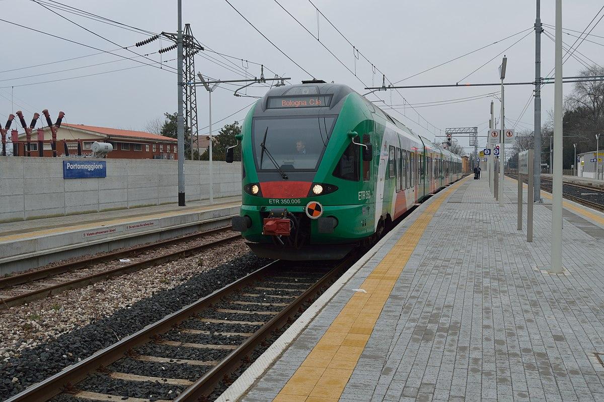 Bologna metropolitan railway service Wikipedia