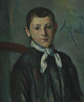 Portrait of Louis Guillaume - Portrait of Louis Guillaume, c. 1882, 22 cm × 18.5 cm. National Gallery of Art, Washington, D.C.