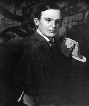 Robert Hunter (author) - Portrait of Robert Hunter, by Sergeant Kendall