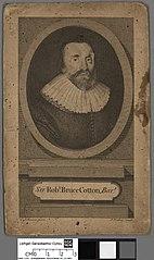 Sir Robt. Bruce Cotton Bart